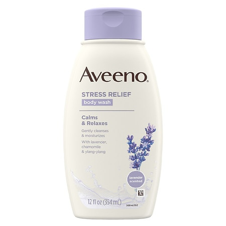 Aveeno Active Naturals Stress Relief Body Wash