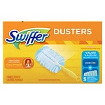Online Coupon: Click & save $1 on one select Swiffer kit