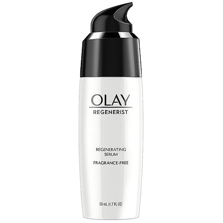 Olay Regenerist Regenerating Facial Serum Fragrance-Free