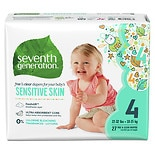 Seventh Generation Baby Free & Clear Diapers 4