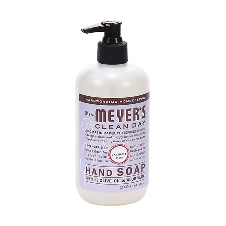 Mrs. Meyer's Clean Day Liquid Hand Soap Lavender