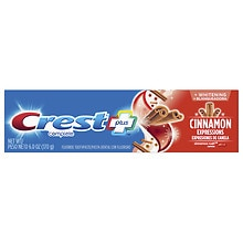 Crest Complete Multi-Benefit Gel, + Whitening Cinnamon Expressions