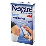 Nexcare No Sting Liquid Bandage Spray
