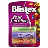Blistex Fruit Smoothies, SPF 15 - 3 pack Assorted Flavors