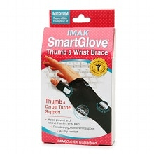 IMAK SmartGlove Thumb & Wrist Support Medium
