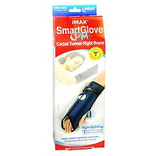 SmartGlove PM Carpal Tunnel Night Brace
