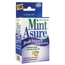 MintAsure Fresh Breath Capsules