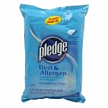 Pledge Dust & Allergen Dry Cloths