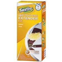 Swiffer Dusters Extendable Handle Kit Unscented
