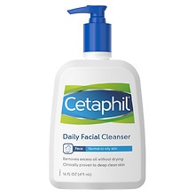 Daily Facial Cleanser, Normal to Oily Skin