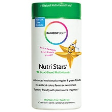 Rainbow Light Multivitamin & Multimineral Children's Chewable Tablets