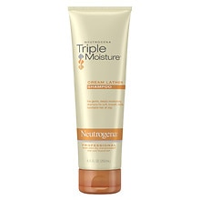 Neutrogena Triple Moisture Professional Cream Lather Shampoo