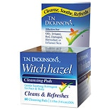 T.N. Dickinson's Hazelets Witch Hazel Pads