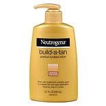Neutrogena Build-a-Tan Control Your Shade
