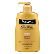 Neutrogena Build-a-Tan