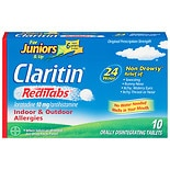 Claritin 24 Hour Allergy Relief RediTabs