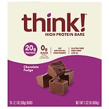 Think Thin High Protein Bar Chocolate Fudge
