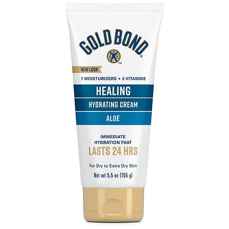 Gold Bond Ultimate Healing Skin Therapy Cream Aloe