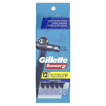 Gillette Sensor2 Good News