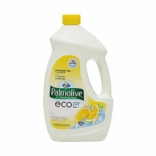Palmolive Eco+ Gel Dishwasher Detergent, Lemon Splash
