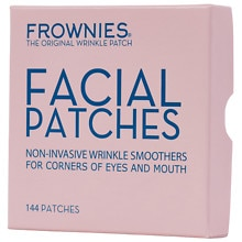 Frownies Facial Pads, Use on Corners of Eyes & Mouth White Packaging