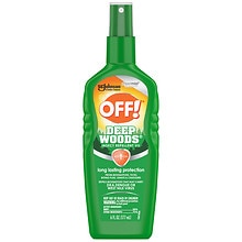 Deep Woods Off! Deep Woods Insect Repellent VII Spray
