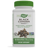 Nature's Way Black Cohosh Root, Capsules