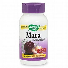 Maca Dietary Supplement Capsules