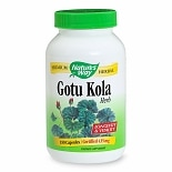 Nature's Way Gotu Kola 435mg, Capsules