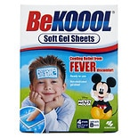 Be Koool Soft Gel Sheets