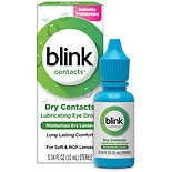 AMO Contacts Lubricating Eye Drops