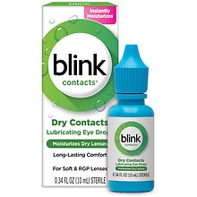 Contacts Lubricating Eye Drops