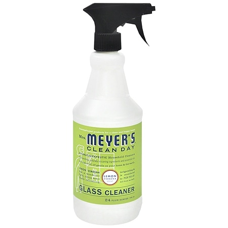 Mrs. Meyer's Clean Day Glass Cleaner Lemon Verbena