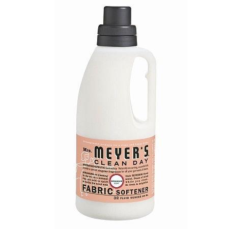 Mrs. Meyer's Clean Day Fabric Softener Geranium