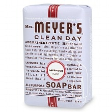 Mrs. Meyer's Clean Day Clean Day All Purpose Soap Bar Lavender
