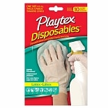 Playtex All Purpose Disposable Latex Gloves
