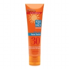 Kiss My Face Face Factor Sunscreen For Face & Neck SPF 30