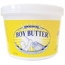 Boy Butter Original Personal Lubricant Cream