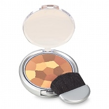 Powder Palette Multi-Colored Face Powder, Midnight Black