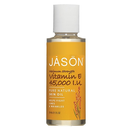 JASON Vitamin E 45,000 IU Pure Beauty Oil