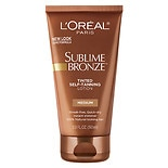 L'Oreal Sublime Bronze Body Expertise Bronze Tinted Self-Tanning Lotion Medium Natural