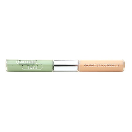 Physicians Formula Concealer Twins Correct & Cover Cream Concealer Green/Light 3055