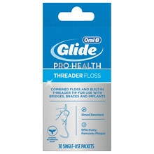 Oral-B Glide Pro-Health Threader Floss