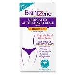 Bikini Zone Topical Analgesic Medicated Creme