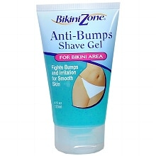 Bikini Zone Anti-Bumps Shave Gel
