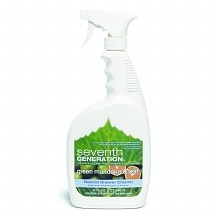 Natural Shower Cleaner, Green Mandarin and Leaf