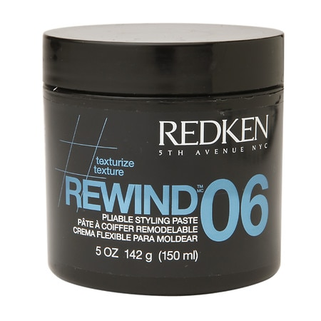 Redken Rewind 06 Pliable Styling Paste 06 - Medium Control