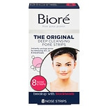 Biore Deep Cleansing Pore Strips Deep Cleansing Original