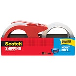 Scotch Packaging Tape with Dispenser1.88 in x 38.2 yd