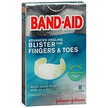 Band-Aid Advanced Healing Blister Cushions for Fingers & Toes